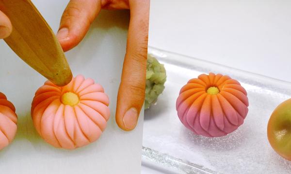 Wagashi Sweet Making Lesson Workshop Visits Trial